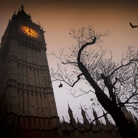 Spooktacular Halloween events near our Kensington Hotel