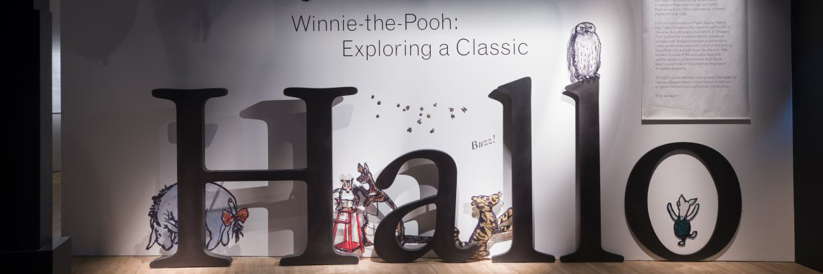 Winnie the Pooh - exploring a classic