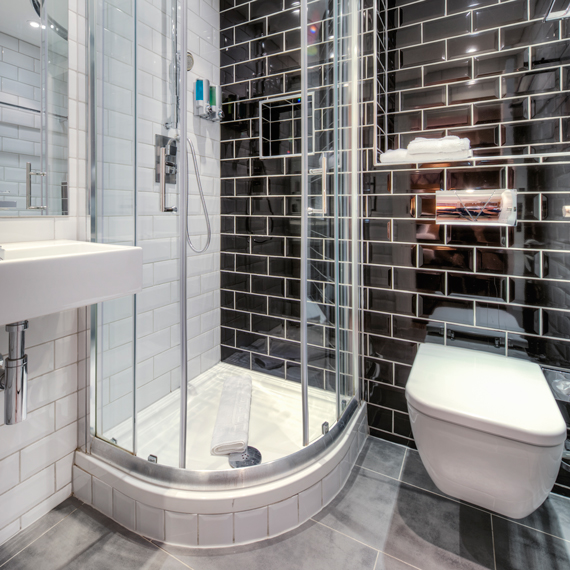 Our Ensuite Power Showers