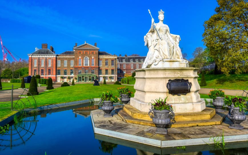 The Best Attractions to Walk to in London from Kensington