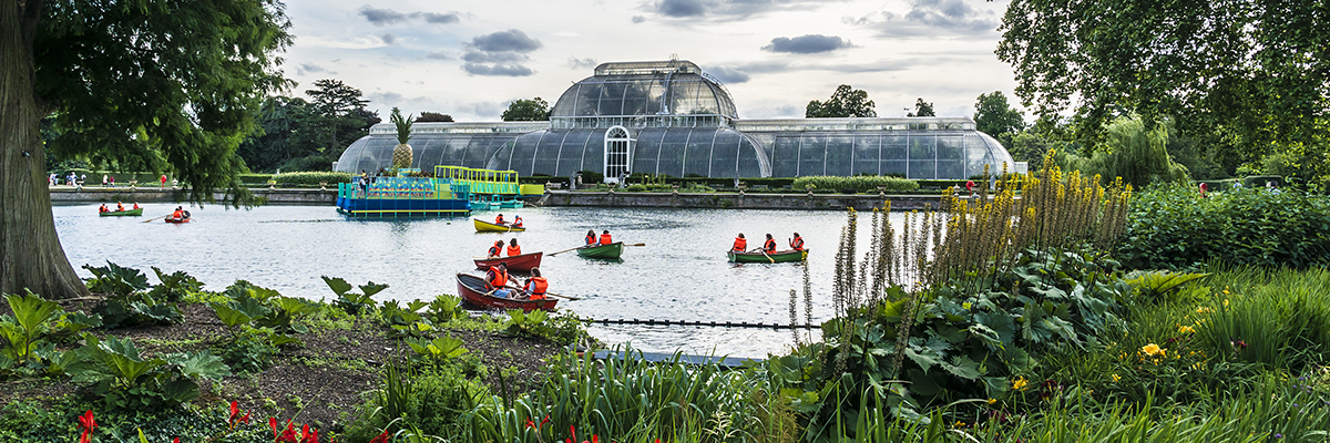 Visit a UNESCO World Heritage Site at Kew Gardens