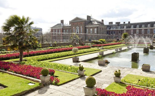 Discover Diana's Fashion Story at Kensington Palace Near Our Hotel in Kensington